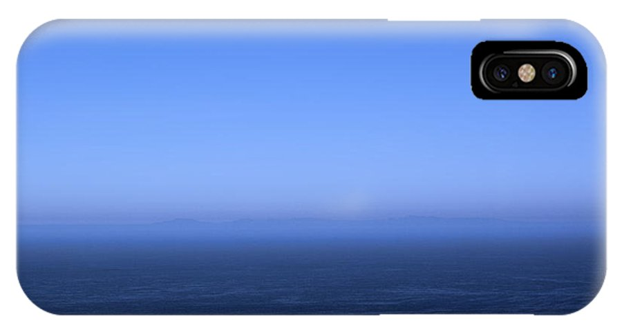 Southern IPhone X Case featuring the photograph Ocean Blue by Viktor Savchenko