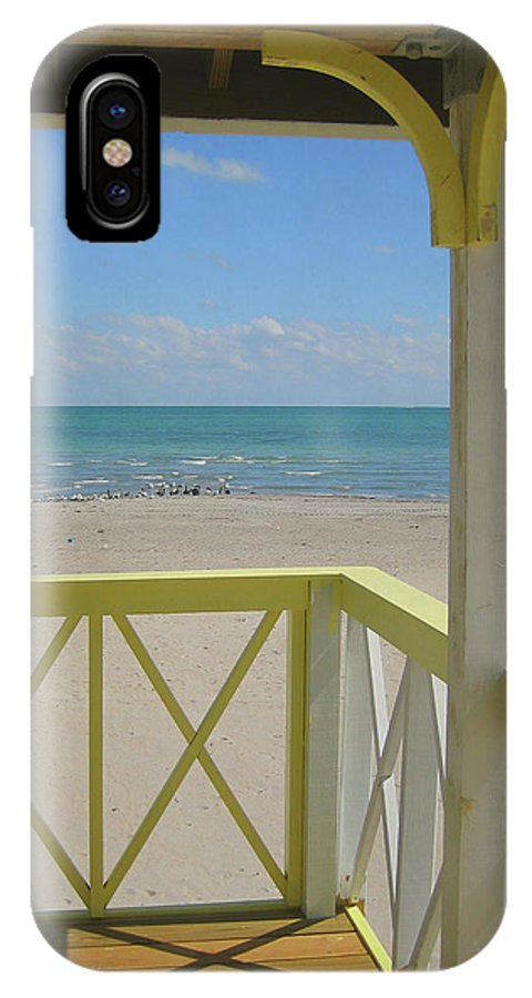 Beach IPhone X Case featuring the photograph Ocean Dreaming by JAMART Photography
