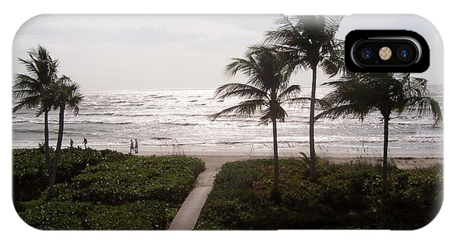 Sanibel IPhone Case featuring the photograph Ocean View 2007 by Elizabeth Klecker