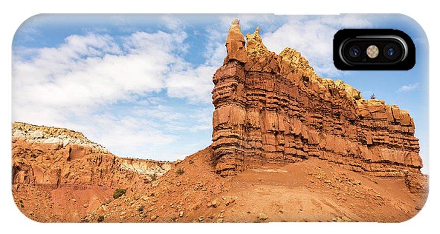 Ojitos De Los Gatos Northern New Mexico Nm IPhone X Case featuring the photograph Ojitos De Los Gatos - New Mexico by Brian Harig