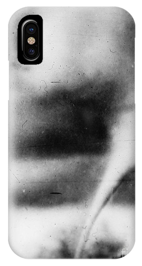 1913 IPhone X Case featuring the photograph Oklahoma City: Tornado by Granger
