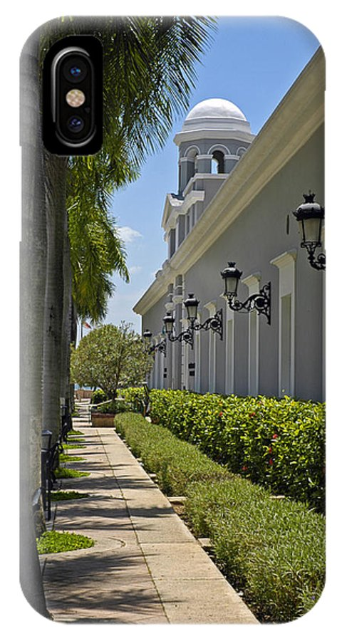 Travel IPhone Case featuring the photograph Old San Juan Puerto Rico by Tito Santiago