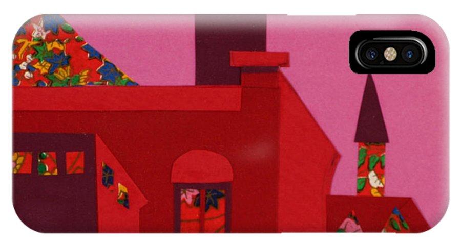 Opera House IPhone Case featuring the mixed media Opera House by Debra Bretton Robinson