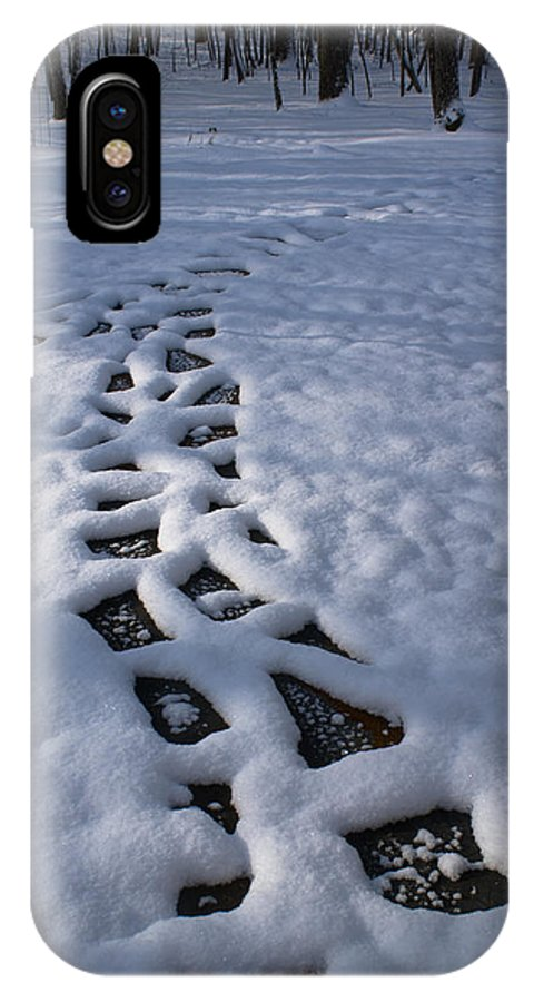Path IPhone Case featuring the photograph Path by Douglas Barnett