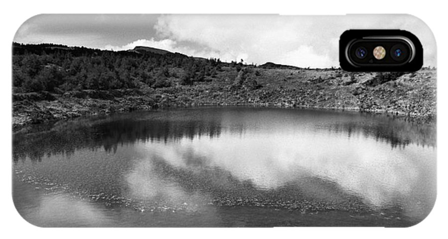 Lake IPhone Case featuring the photograph Pau-pique Lake by Gaspar Avila