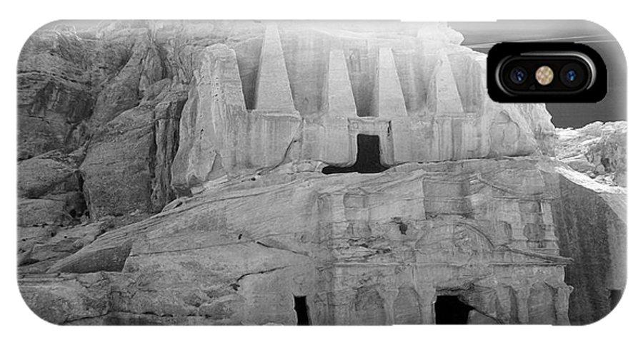 Petra IPhone X Case featuring the photograph Petra - Jordan by Munir Alawi