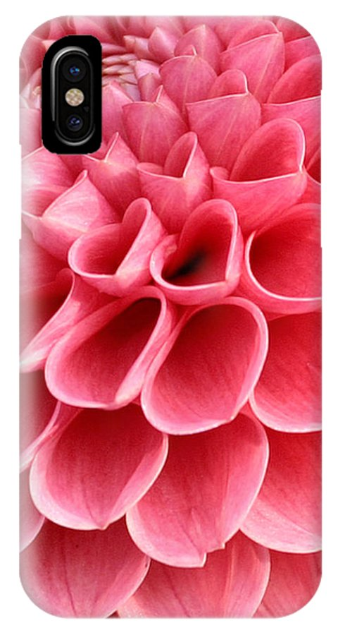 Pink heart shaped flower iphone x case for sale by pierre leclerc pink iphone x case featuring the photograph pink heart shaped flower by pierre leclerc photography mightylinksfo