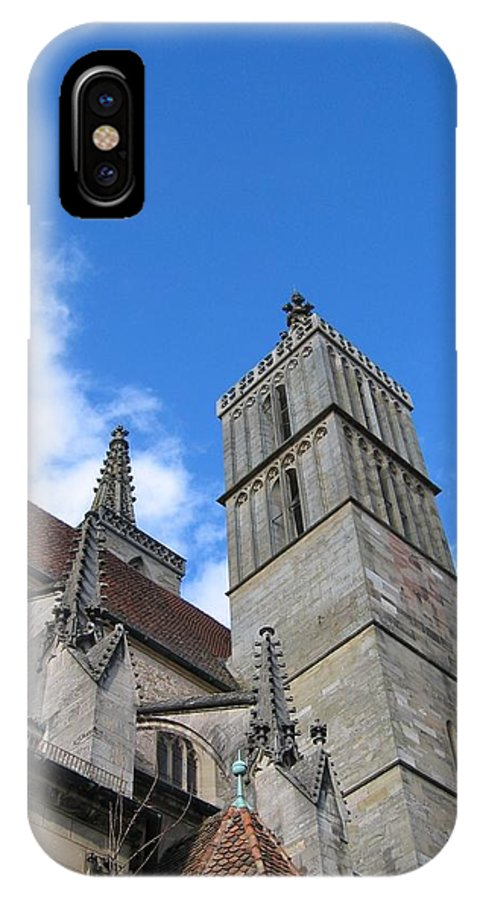 Cathedral IPhone X Case featuring the photograph Placid by Dylan Punke