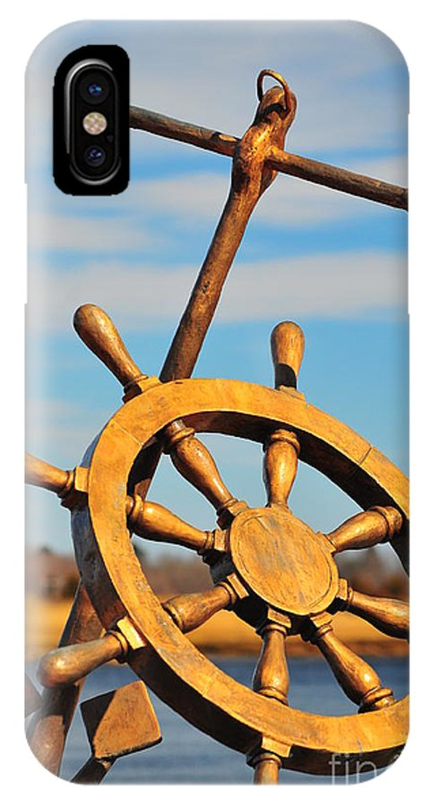 IPhone X Case featuring the photograph Please Remember Me by Catherine Reusch Daley