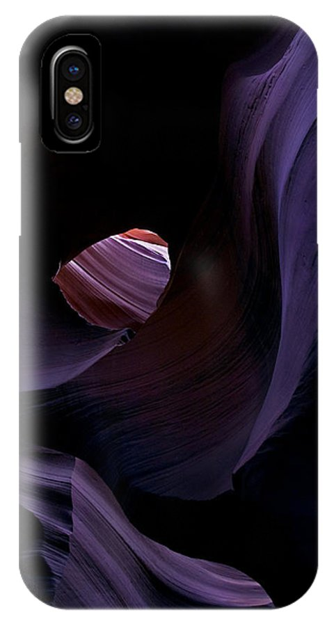 Desert IPhone Case featuring the photograph Portal by Mike Dawson