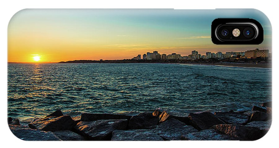 Portugal . Algarve IPhone X Case featuring the photograph Portugal # 2 by Mariusz Czajkowski