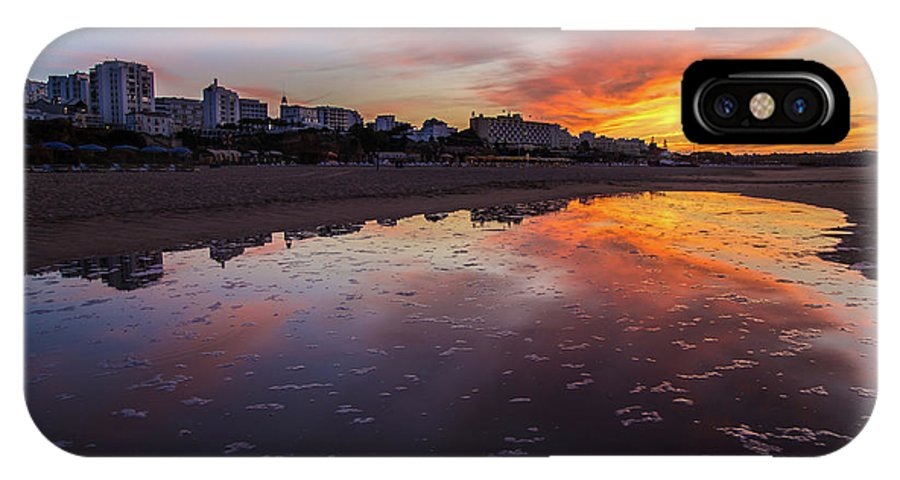 Portugal . Algarve IPhone X Case featuring the photograph Portugal # 3 by Mariusz Czajkowski