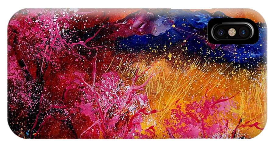 Provence IPhone Case featuring the painting Provence560908 by Pol Ledent