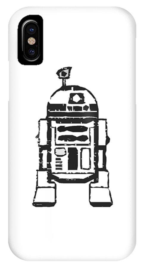 R2d2 Star Wars Robot IPhone X Case