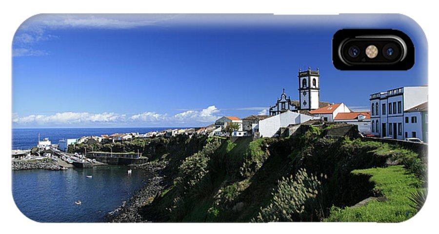 Azores IPhone Case featuring the photograph Rabo De Peixe by Gaspar Avila