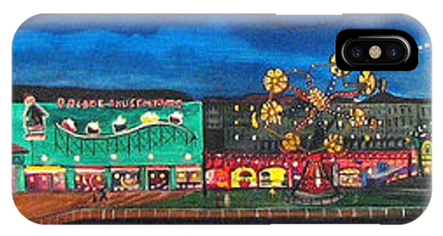 Asbury Art IPhone Case featuring the painting Remember When by Patricia Arroyo