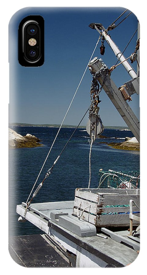 Sea IPhone X Case featuring the photograph Return Catch by Kelvin Booker