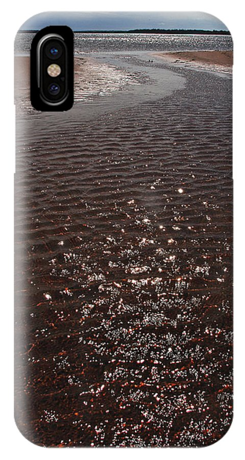 Prince Edward Island IPhone Case featuring the photograph Rollo Bay Prince Edward Island Canada by Steve Somerville