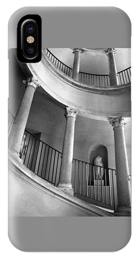 Italy IPhone Case featuring the photograph Roman Staircase by Donna Corless