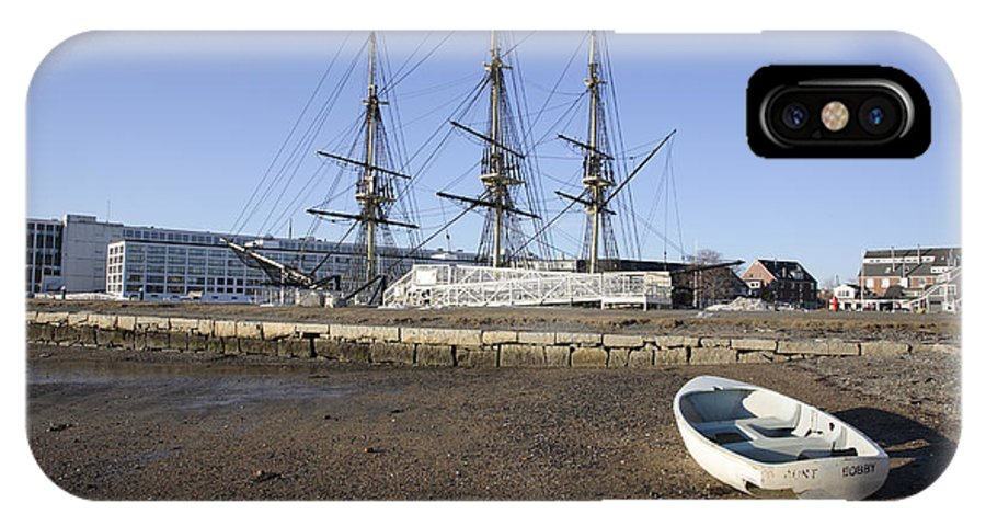 Salem IPhone Case featuring the photograph Salem Maritime National Historic Site In Salem Massachusetts Usa by Erin Paul Donovan
