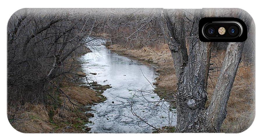 Santa Fe IPhone Case featuring the photograph Santa Fe River by Rob Hans