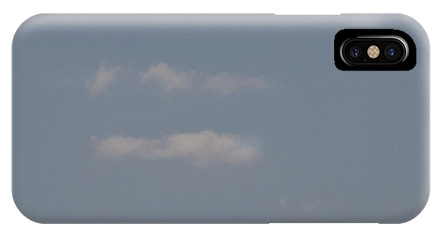 Birds IPhone X / XS Case featuring the photograph Seagull In Flight by Chris W Photography AKA Christian Wilson