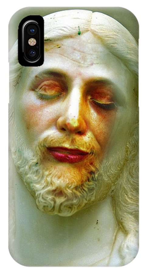 Jesus IPhone Case featuring the photograph Shesus by Skip Hunt