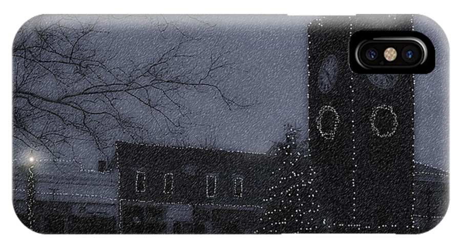 Night IPhone Case featuring the photograph Silent Night by Kenneth Krolikowski