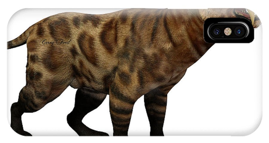 smilodon iphone