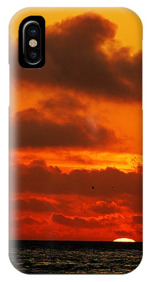 Clay IPhone Case featuring the photograph Socal Sunset by Clayton Bruster