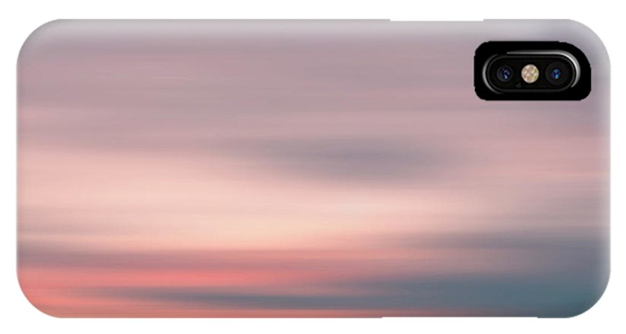 Sunset IPhone X Case featuring the photograph Soul Soothing by Angela King-Jones