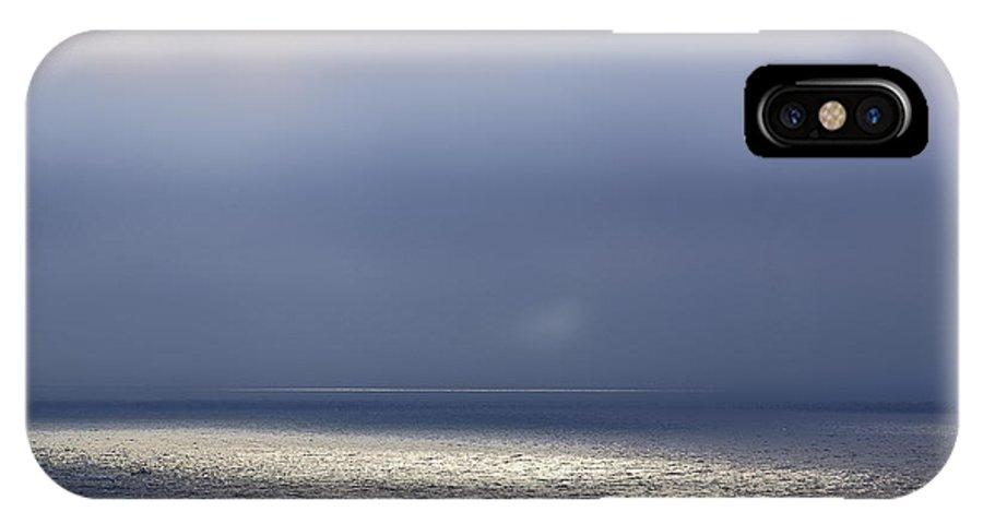 California IPhone X Case featuring the photograph Spotlight Rollover by Viktor Savchenko