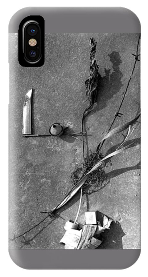 Still Life IPhone Case featuring the photograph Still Forms by Ted M Tubbs
