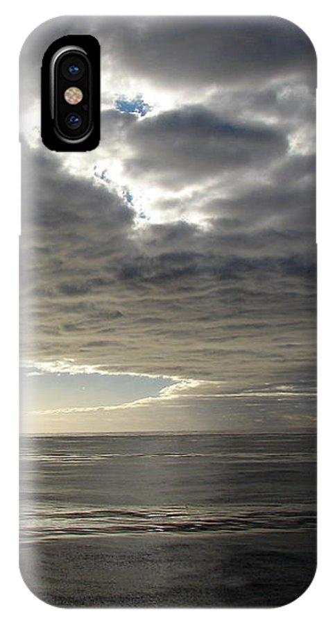 Straits Of Magellan IPhone X Case featuring the photograph Straits Of Magellan I by Brett Winn