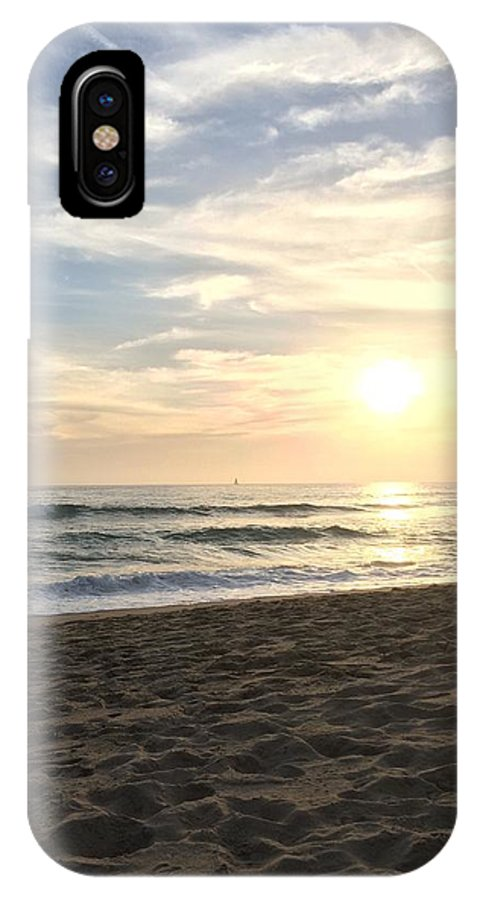 Summer IPhone X Case featuring the photograph Summer Is Here. by JohnnyRockinn