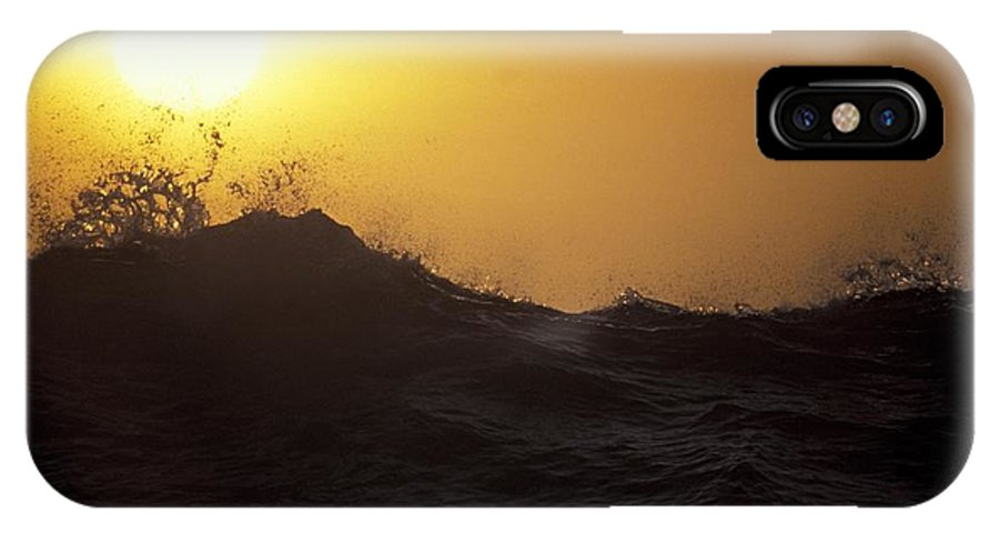 Sunset IPhone Case featuring the photograph Sunset by Michael Mogensen