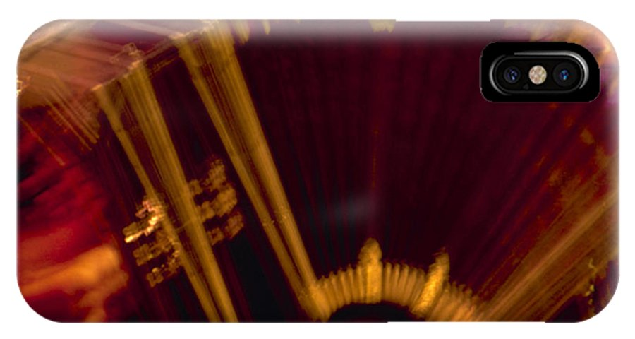 Music IPhone X Case featuring the photograph Tango by Michael Mogensen