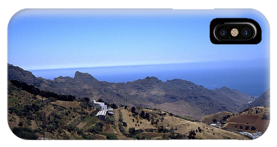 Tenerife IPhone X Case featuring the photograph Tenerife II by Flavia Westerwelle