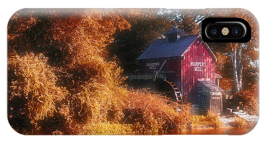 Mill IPhone Case featuring the photograph The Mill by Kenneth Krolikowski