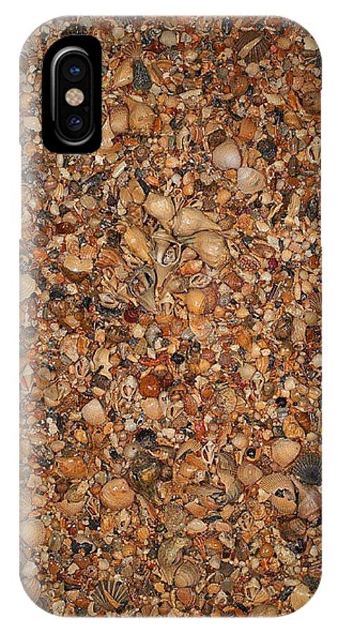 Ocean IPhone Case featuring the mixed media The Oceans Floor by Ben Sivells