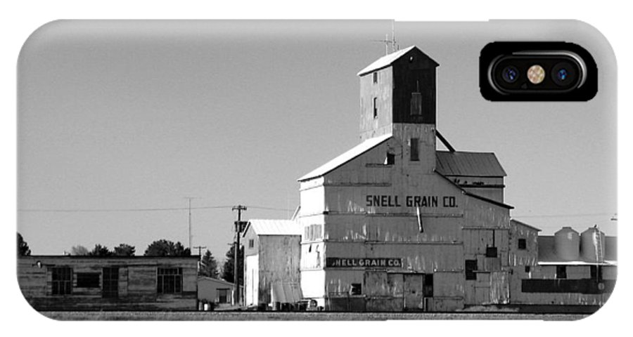 Landscape IPhone Case featuring the photograph The Way Things Were by David Dunham
