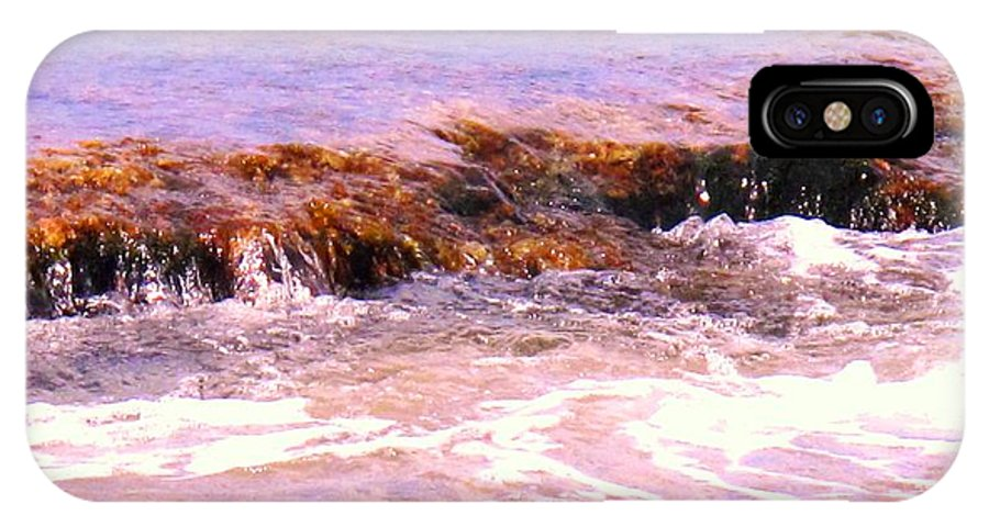 Tide IPhone Case featuring the photograph Tidal Pool by Ian MacDonald