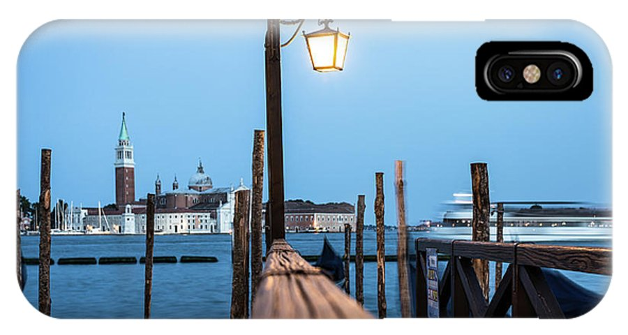 European Culture IPhone X Case featuring the photograph Timeless Venice by Didier Marti