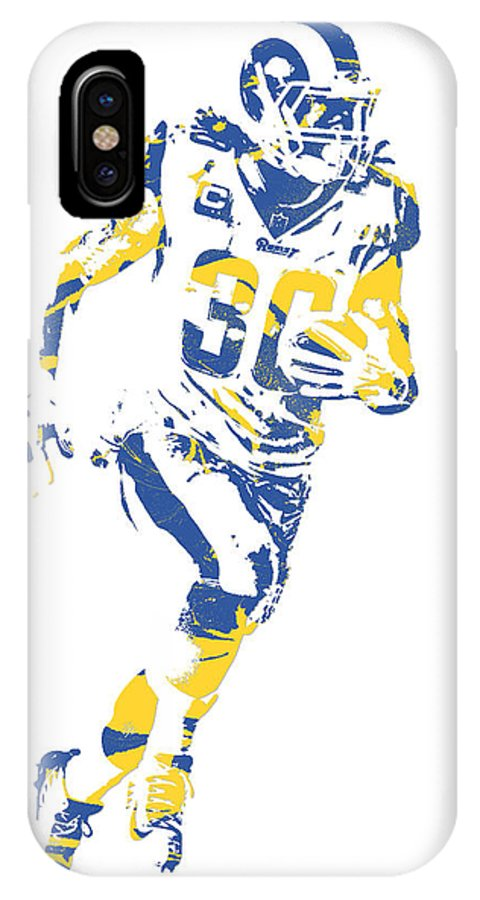 todd gurley iphone x
