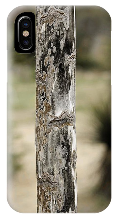 California IPhone Case featuring the photograph Totem Pole by Viktor Savchenko