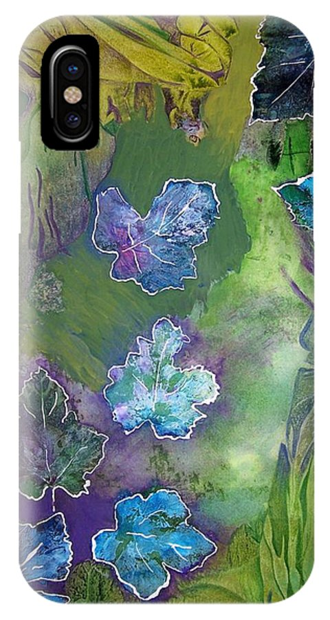 Nature IPhone Case featuring the mixed media Transmigration Of The Soul by Vijay Sharon Govender
