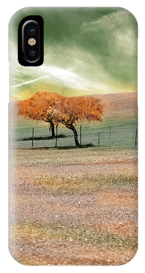 Photograph IPhone X Case featuring the photograph United by Munir Alawi