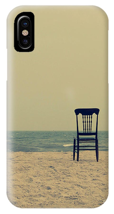 Ocean IPhone X Case featuring the photograph Until Tomorrow And Tomorrow And Tomorrow by Dana DiPasquale