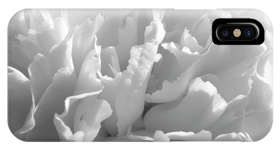 Nature IPhone X Case featuring the photograph Waves Of Light by Shannon Turek