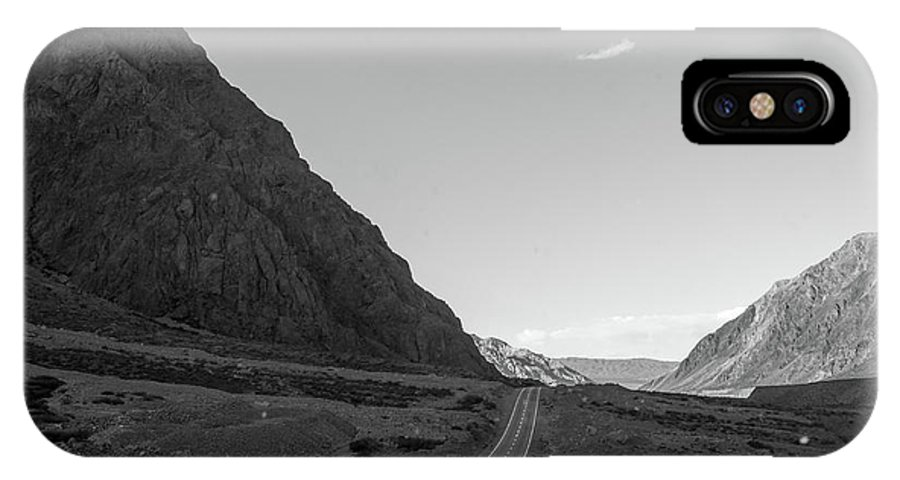Adventure IPhone X Case featuring the photograph Valley Road by Fausto Capellari